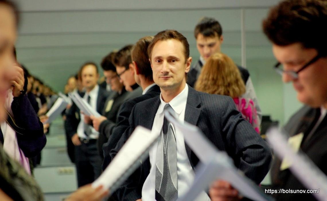 Погляд оратора при виступі